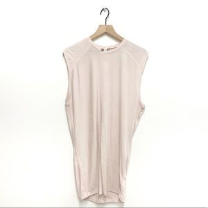 Urban Outfitters Pink Rose Tunic Dress NWT